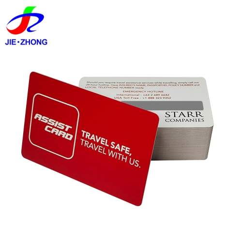 PVC Allianz Healthcare Card Printing